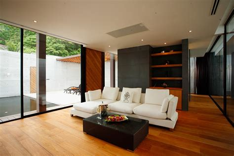 Hotel Living Room Design by Resort Hotel Naka Phuket By Duangrit Bunnag