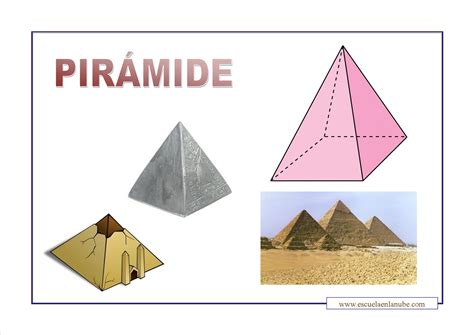 imagenes de pirmides geometricas ejercicios de formas y figuras geom 233 tricas
