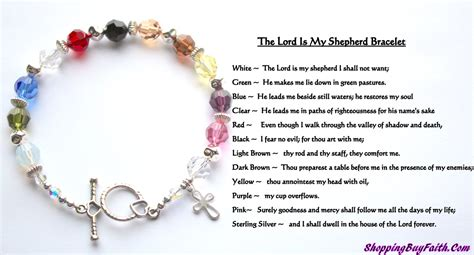 salvation bracelet color meanings verses beautiful