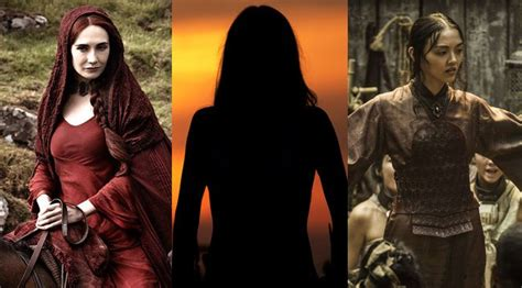 game of thrones 101 meet kinvara the new red woman meet the newest red priestess on game of thrones uproxx