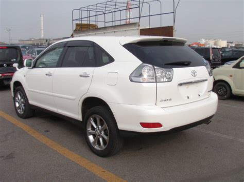toyota harrier toyota harrier manual in english