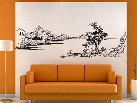removable wall removable wall decals fish john robinson decor