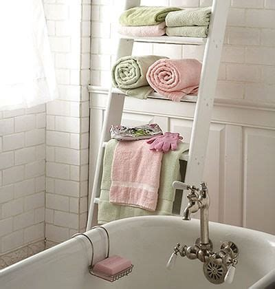diy bathroom towel storage 7 creative ideas decorating