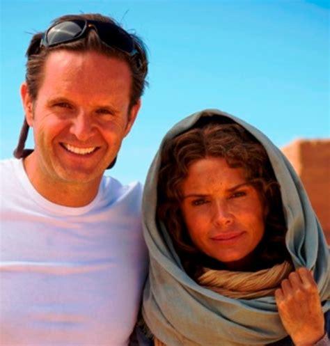 mark burnett and roma downey the bible mark burnett s bible tv series epic adventure rusty wright