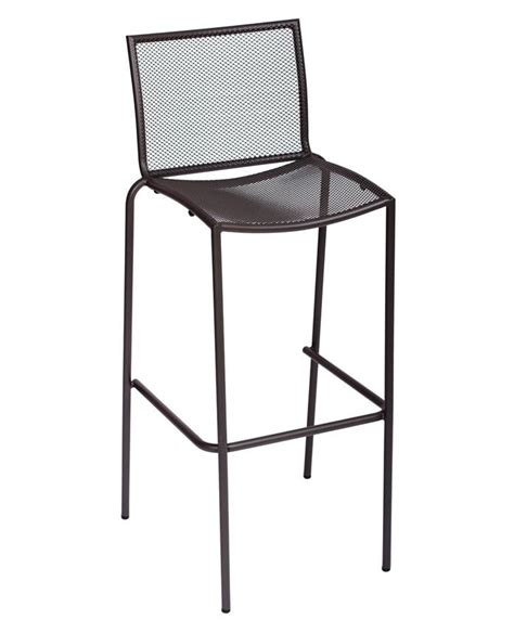 Mesh Bar Stools by Abri Mesh Bar Stools