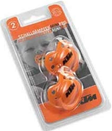 infant motocross gear ktm powerwear baby infant dummy pacifier available at