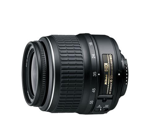 Lensa Nikkor Af P 18 55mm F3 5 5 6g Vr For Nikon Dslr af s dx zoom nikkor 18 55mm f 3 5 5 6g ed ii de nikon