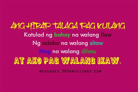 love quotes for him in tagalog   365greetings.com