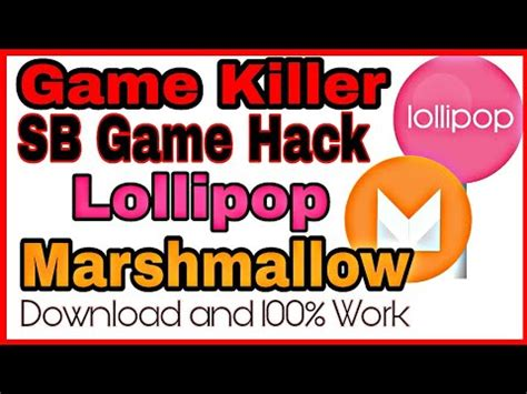 Sb Game Hacker Mod Lollipop | how to use game killer lollipop how to game killer