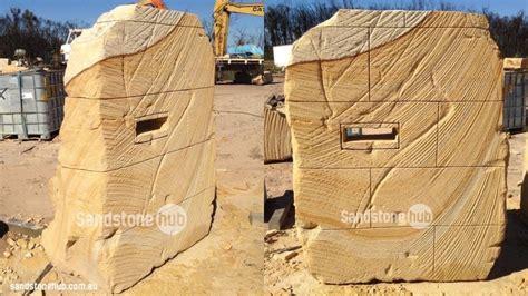 sandstone letterboxes mailboxes sandstonehubcomau