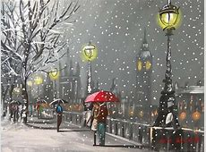 Winter Season, Paintings Joseph Chen Photographer