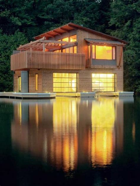 wooden boat house modern muskoka boathouse design with wooden as main