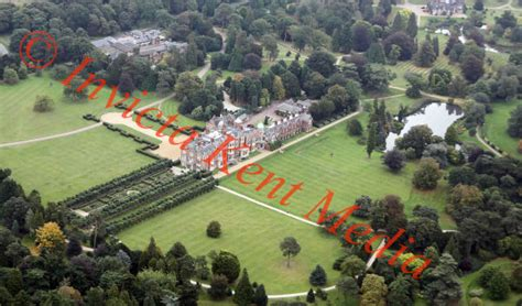 Sandringham Estate by Invicta Kent Media Pics Shows Aerial Views Of The
