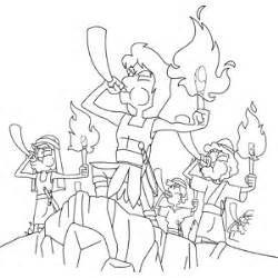 gideon coloring page battle s coloring pages - Gideon Bible Story Coloring Pages