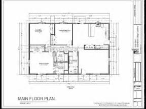 ranch house plans slab bdrm bth youtube baths plan square foot