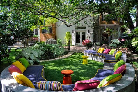 cool backyard designs 16 breathtaking eclectic garden designs shining with cool