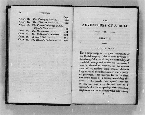 A Doll House Essay by The Hockliffe Project Mister The Adventures Of A Doll