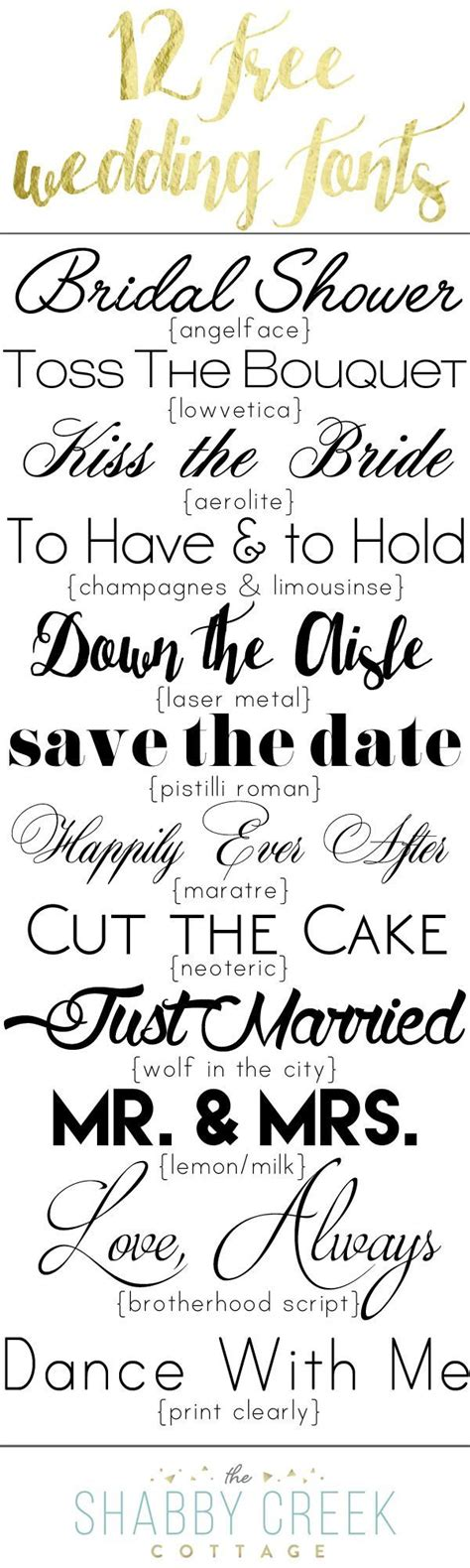 wedding font modern 67 best images about wedding fonts on free