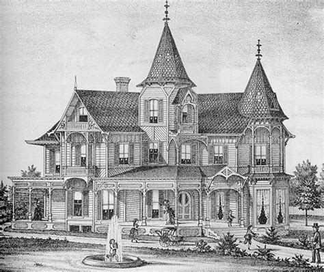 Victorian Era House Plans The Stylistic Evolution Of The American Front Porch