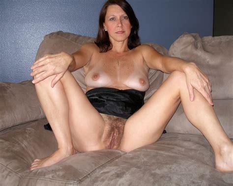 Spread Legs Busty Wife Fucked