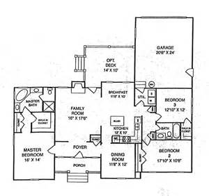 Kitchen Family Room Floor Plans kitchen family room floor plans gallery also open concept