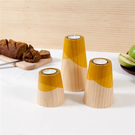 Etna Set Black etna mini white woodendot touch of modern