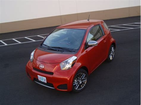 2012 scion iq best non hybrid gas mileage not in real