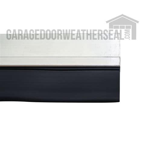 garage door edge seal 1 quot garage door retainer w edge seal garage door weather seal