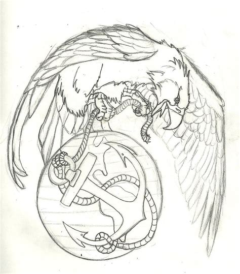 eagle globe and anchor tattoos eagle tattoos designs ideas and meaning tattoos for you