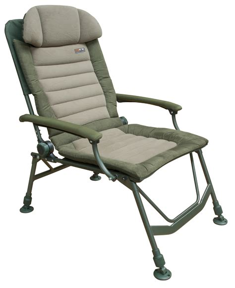Recliner Bed Chair by Fox Fx Deluxe Recliner Chapmans Angling