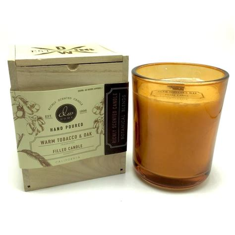 Dw Home Candles Warm Tobacco And Oak by 17 Best Images About Candles To Delight The Senses On