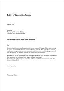 Sle Resign Letter Format by 1000 Images About Resignation Sles On In
