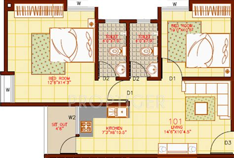 850 Sq Ft 2 Bhk 2t Apartment For Sale In Ravetkar Om 850 Sq Ft 2 Bhk 2t Apartment For Sale In Shashank Avenues