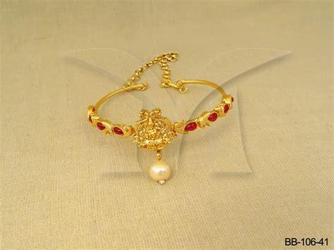 traditional antique temple bajuband bridal jewellery bajuband kemp jewellery kemp