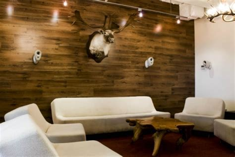 How to install Laminate Flooring on Walls and Ceilings