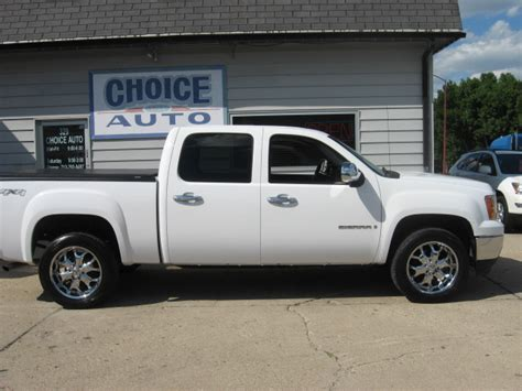 tire pressure monitoring 2011 gmc sierra security system 2008 gmc clas sierra 1500 for sale in carroll ia