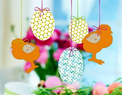 Bedroom Curtains Ideas easter decoration crafts with bunnies and eggs ideas