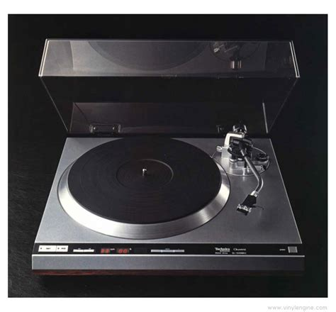 Ingeniously by Technics Sl 1500 Manual Direct Drive Turntable Vinyl