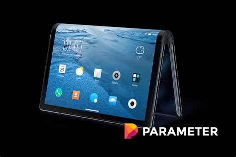 Samsung Foldable Phone Samsung Reveals Foldable Smartphone Discusses Android Support
