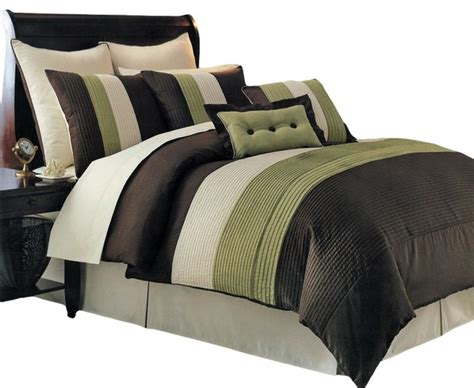 luxury cal king comforter sets sage hudson luxury 8 piece comforter set cal king