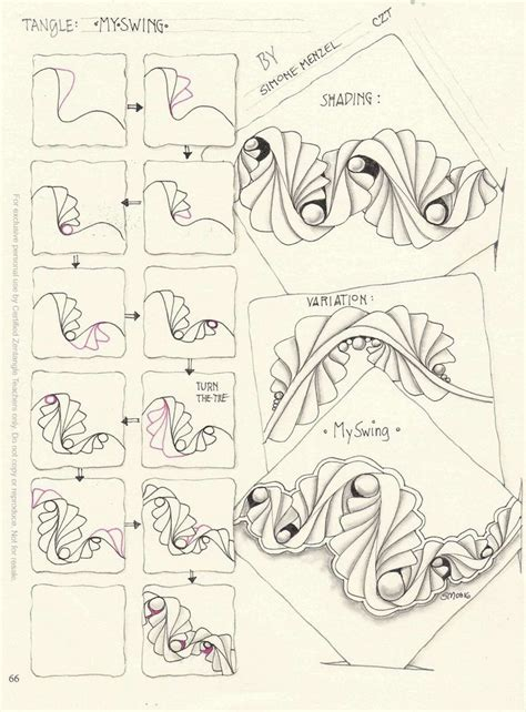 swing from the tangles of my heart 17 best ideas about tangle patterns on pinterest zen