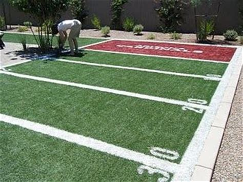backyard football field pin by dawn brown on outdoor living pinterest