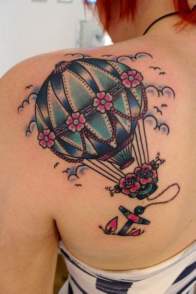 girl with balloon tattoo 25 beautiful travel ideas for beautiful