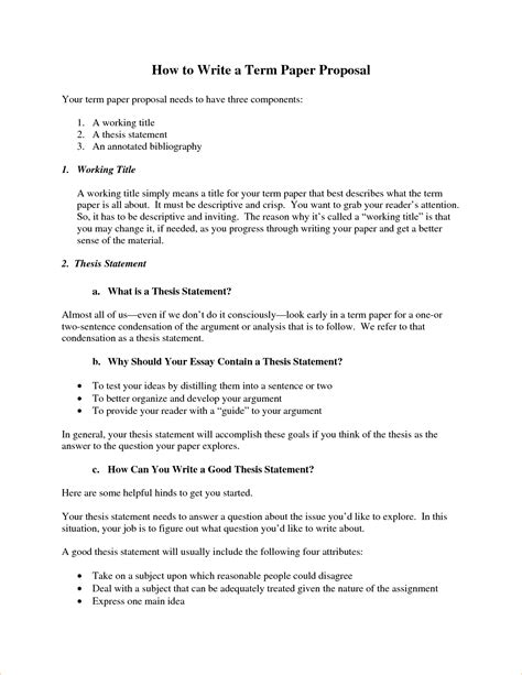 For Writing A Term Paper by Term Essay Essay Writing Essays Term Papers