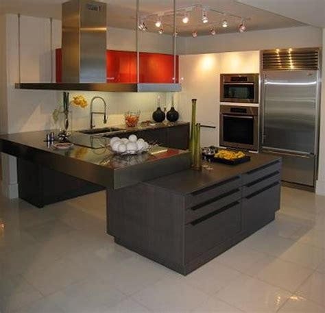 Stylish Modern Italian Kitchen Design Ideas   Interior design