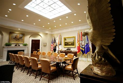 trump oval office renovation first photos of trump s oval office renovations just came