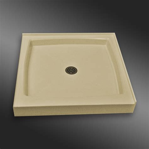 the marble factory threshold shower base lowe s