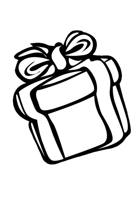 printable gift coloring page free coloring pages of gift
