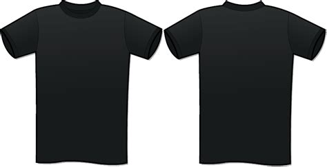 blank t shirt design template psd tshirt template clipart best