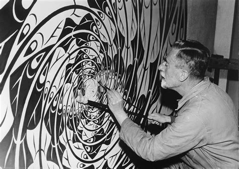 artist escher biography artist m c escher demonstrates his artistic process in a